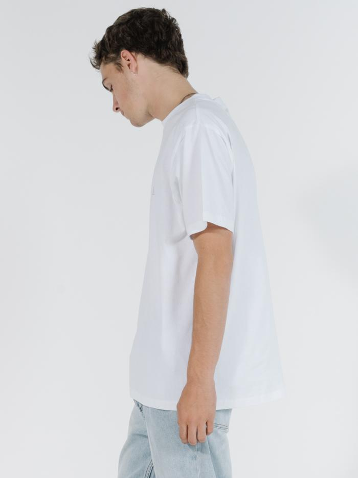 Far East & Beyond Merch Fit Tee - White