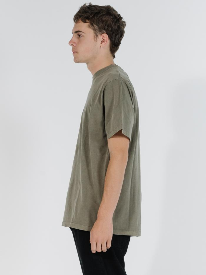 Far East & Beyond Merch Fit Tee - Desert