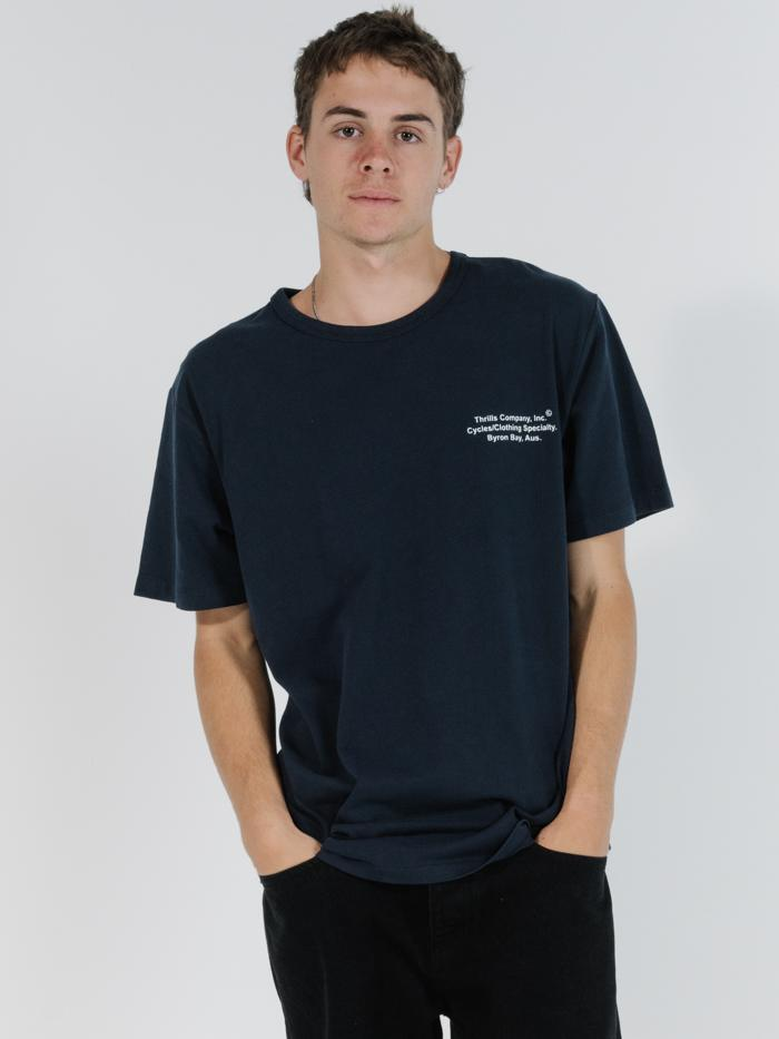 Thrills Specialty Merch Fit Tee - Total Eclipse