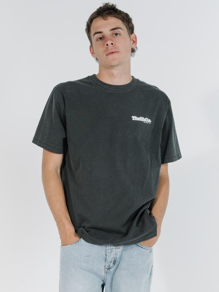 Howled Merch Fit Tee - Merch Black