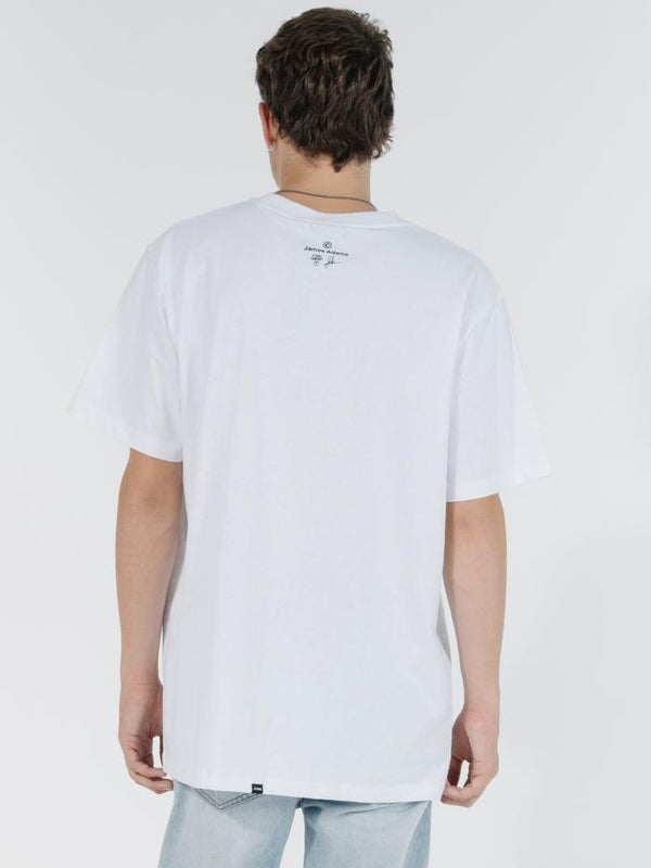 Noise Control Merch Fit Tee - White