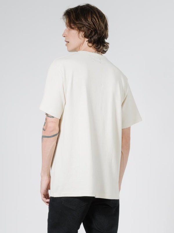 Psychflower Merch Fit Tee - Unbleached