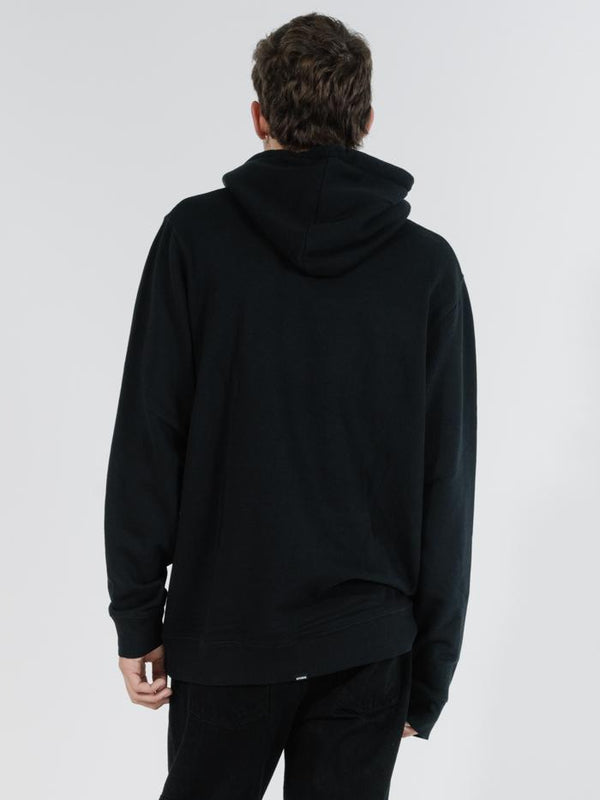 Found Pull On Hood - Black