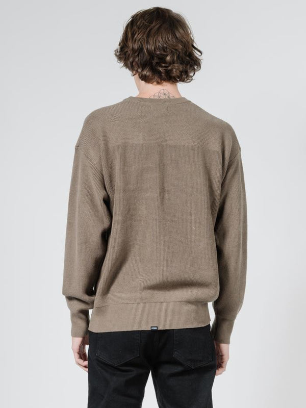 Republic Crew Knit - Desert