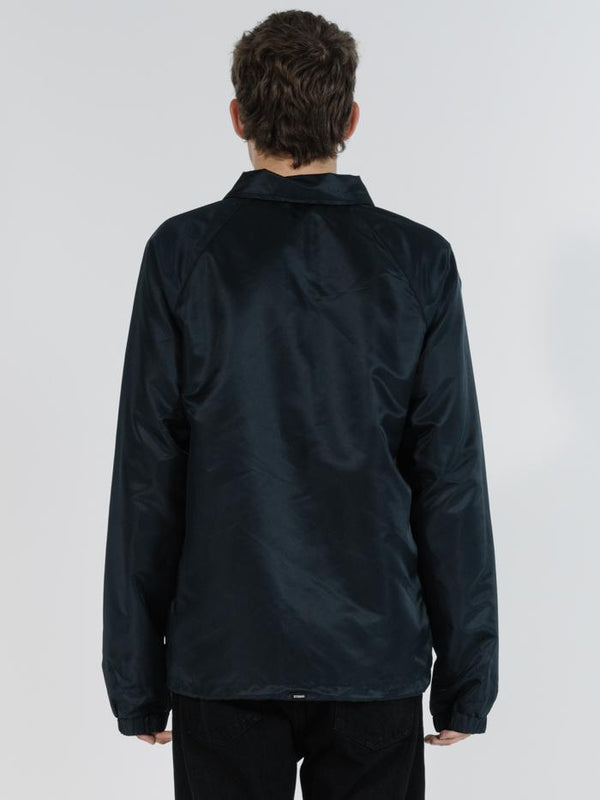Thrills Specialty Coaches Jacket - Total Eclipse