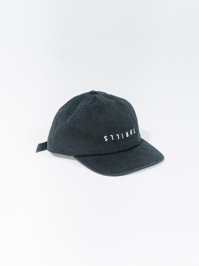 Minimal Thrills Cap - Black