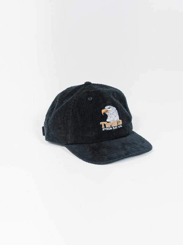 Thrills Reliance Cord Cap - Merch Black