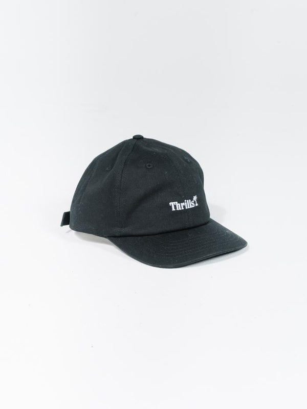 Palm Of Thrills Cap - Black