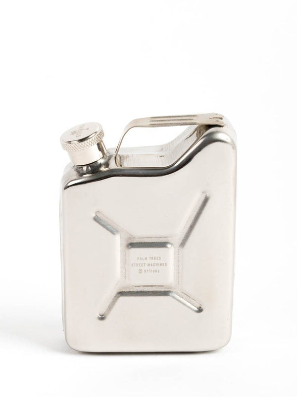 Military Flask - Stainless Steel