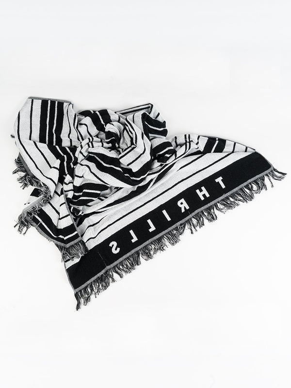Minimal Stripe Beach Towel - Stripe