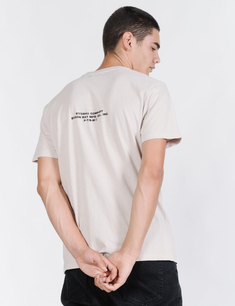 Deploy Merch Fit Tee - Sand Dust