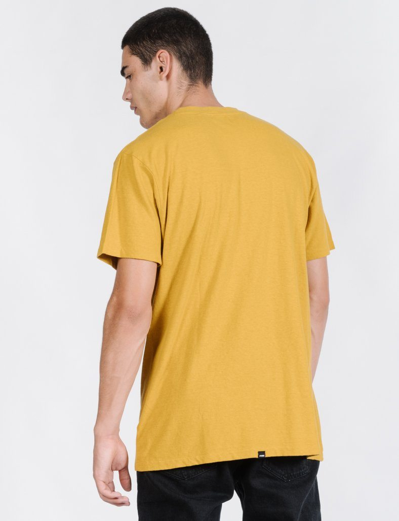 Alley Merch Fit Tee - Sunlight Yellow