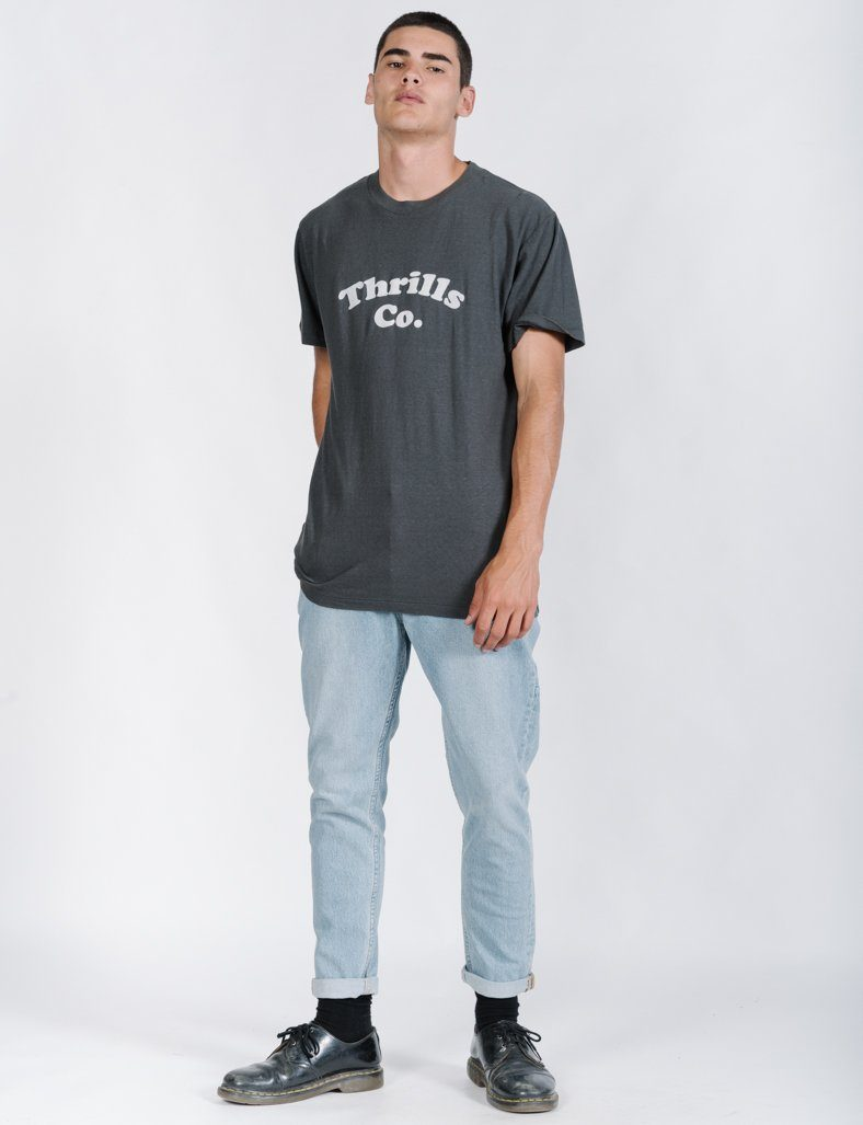 Alley Merch Fit Tee - Merch Black