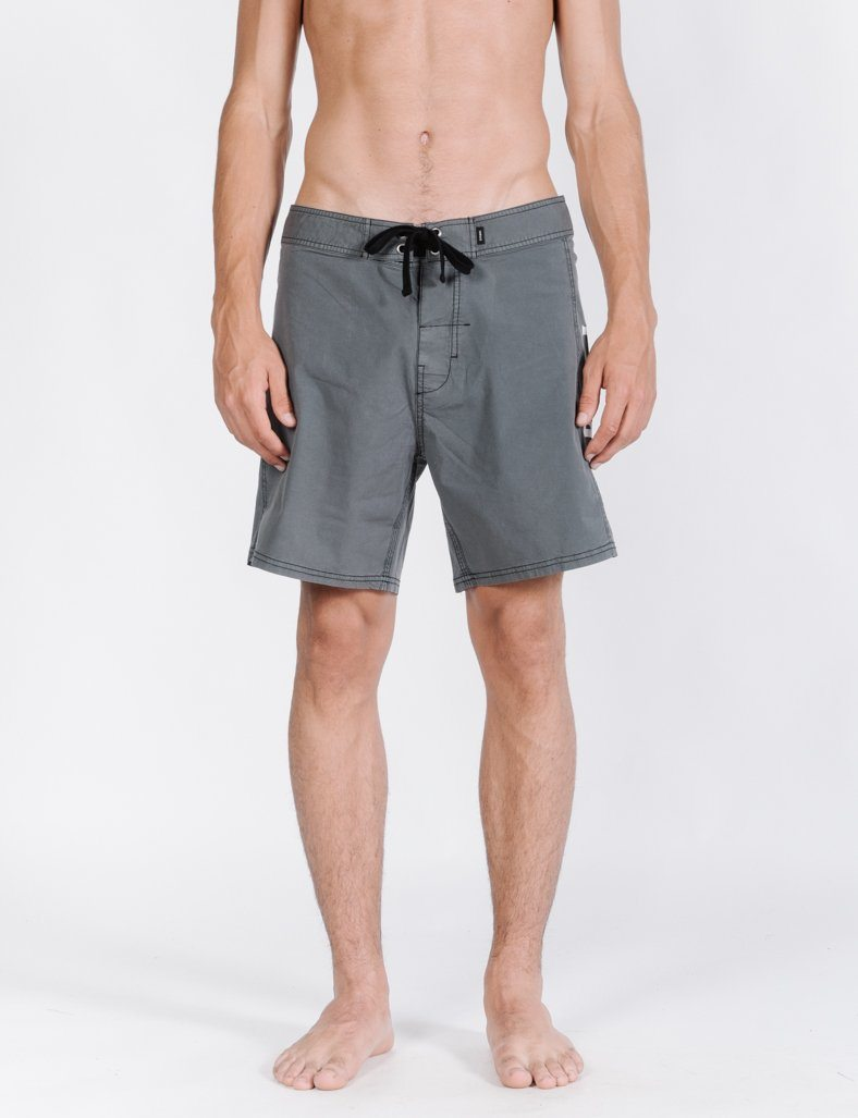 Palmed Thrills Boardshort - Merch Black