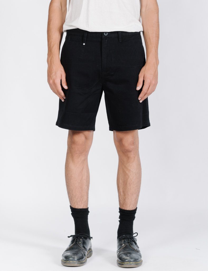 Base Chino Short - Black