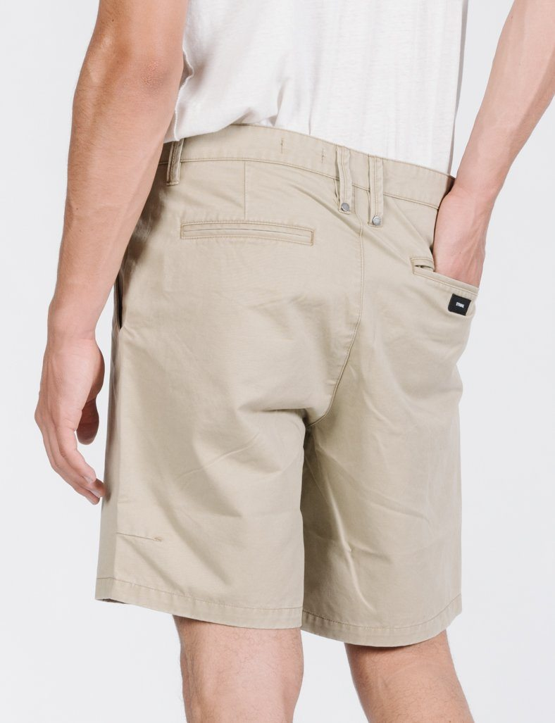 Base Chino Short - Tan