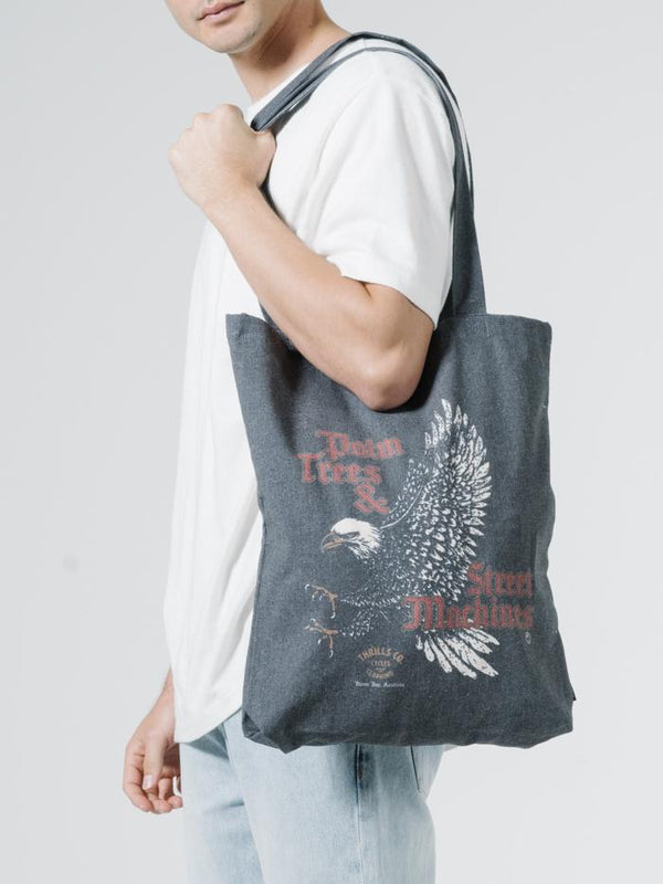Eighty Seven Tote - Merch Black