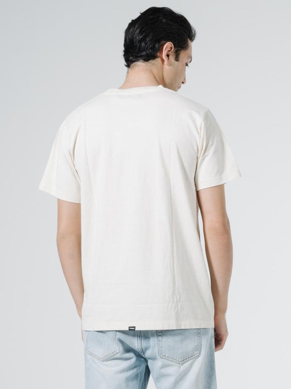 Arts & Industrial Merch Fit Tee - Heritage White
