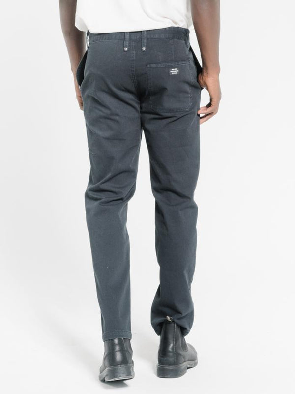 Minimal Thrills Workshop Chino - Black
