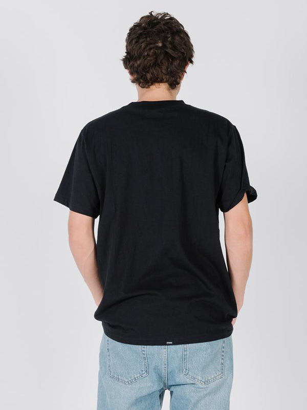 Strength Merch Fit Tee - Black