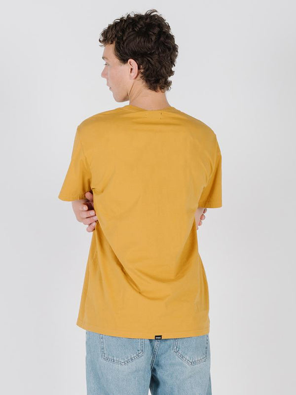 Strength Merch Fit Tee - Sunlight Yellow