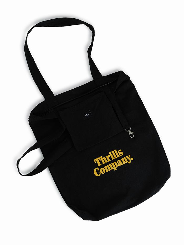 Strength Tote - Black