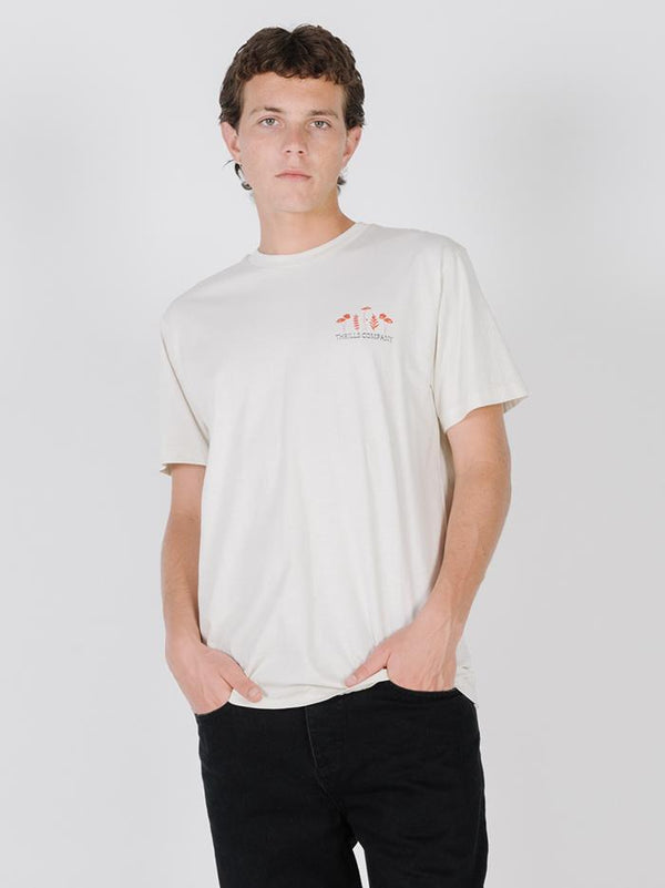 Utopian Paradise Merch Fit Tee - Calico