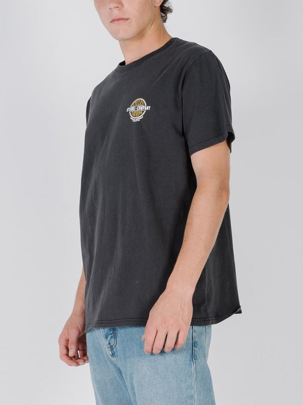 Cycles & Clothing Merch Fit Tee - Vintage Black