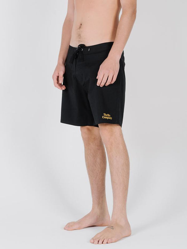 Strength Boardshort - Black