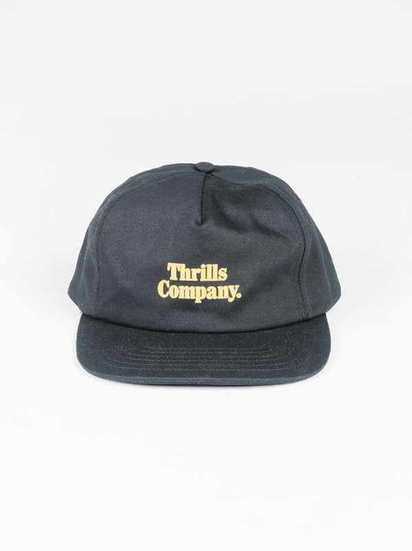 Strength Cap - Black