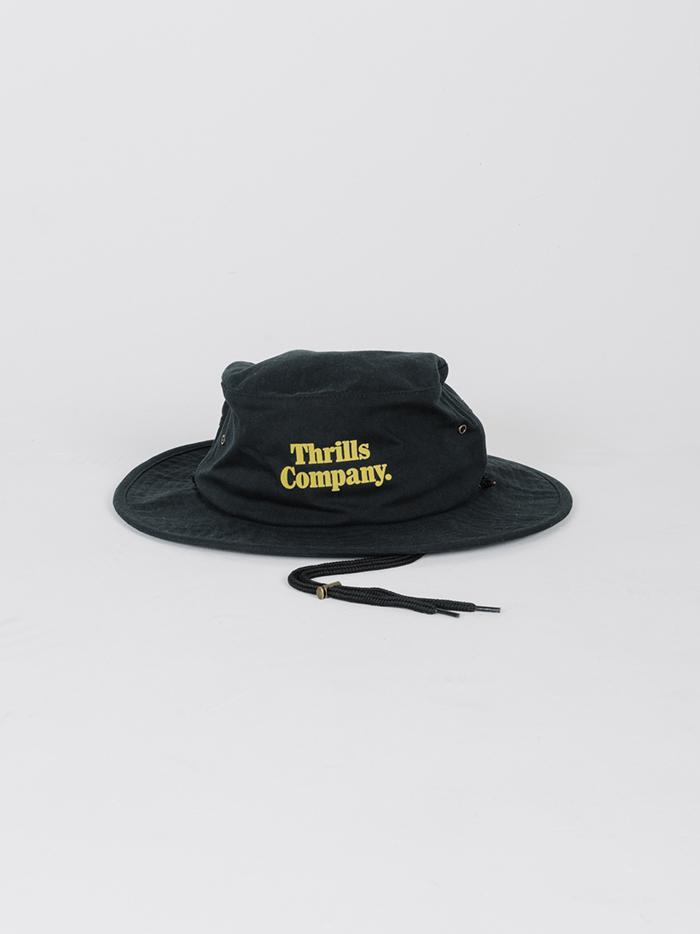 Strength Boonie Hat - Black