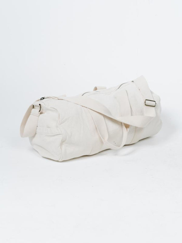 Minimal Thrills Road Duffle - Unbleached