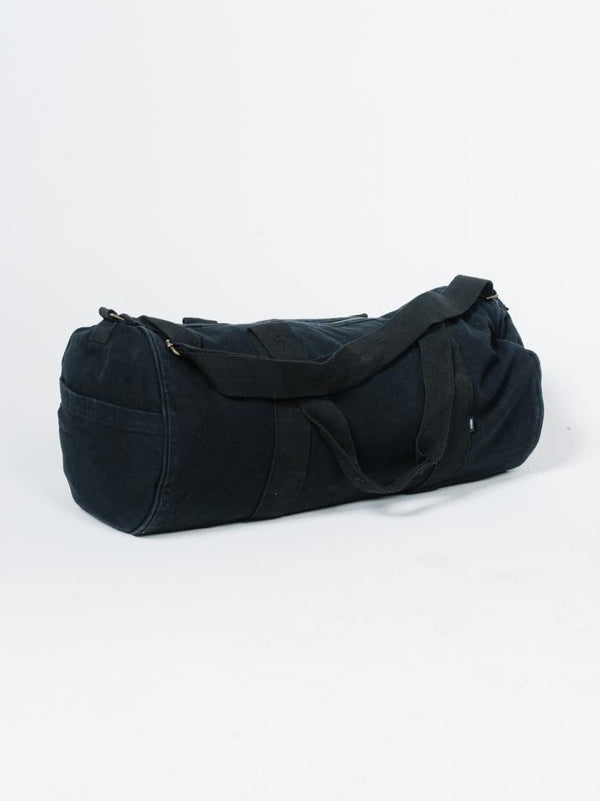 Minimal Thrills Road Duffle - Black