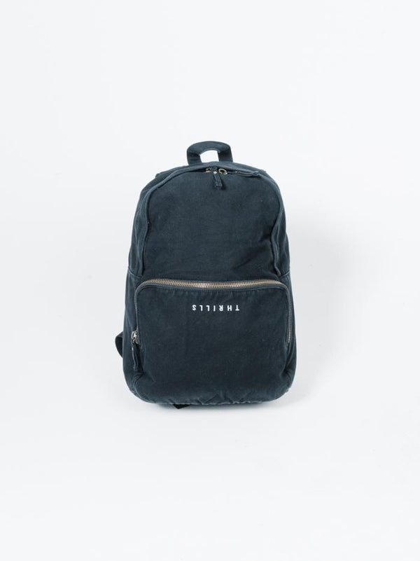 Minimal Thrills Day Pack - Black