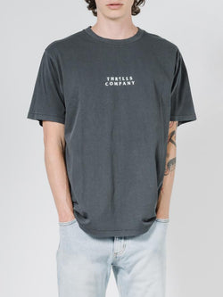Palmed Thrills Company Merch Fit Tee - Merch Black