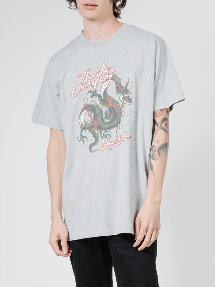 Bad Luck Merch Fit Tee - Vintage Marle