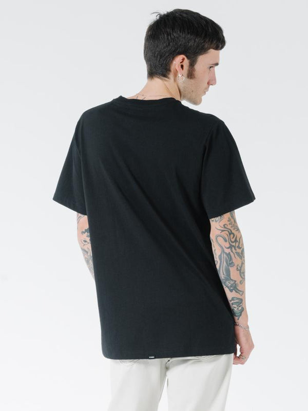 Speed Kills Merch Fit Tee - Black