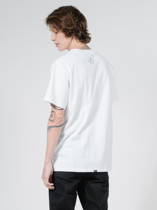 Love Stinks Merch Fit Tee - White