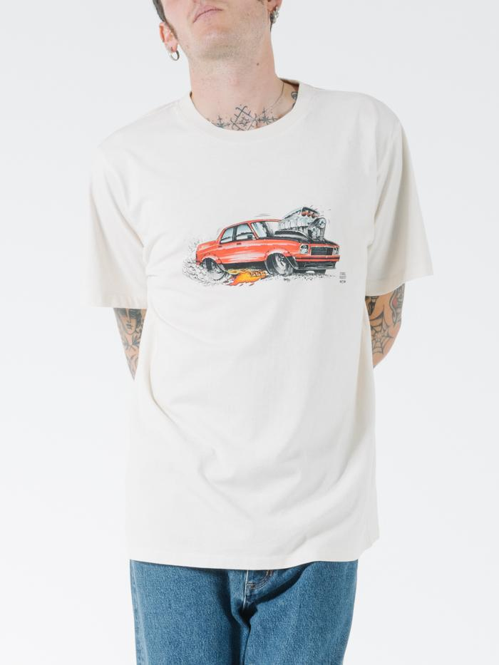 Ryan Ford Torana Merch Fit Tee - Heritage White