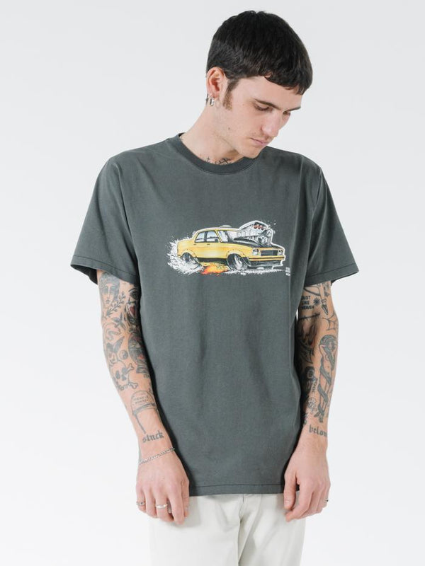 Ryan Ford Torana Merch Fit Tee - Merch Black
