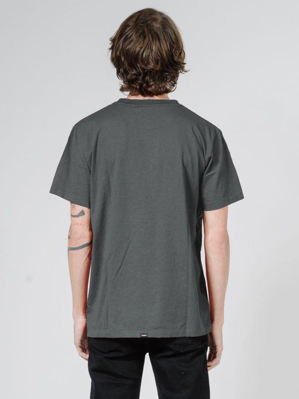 Traction Merch Fit Tee - Merch Black