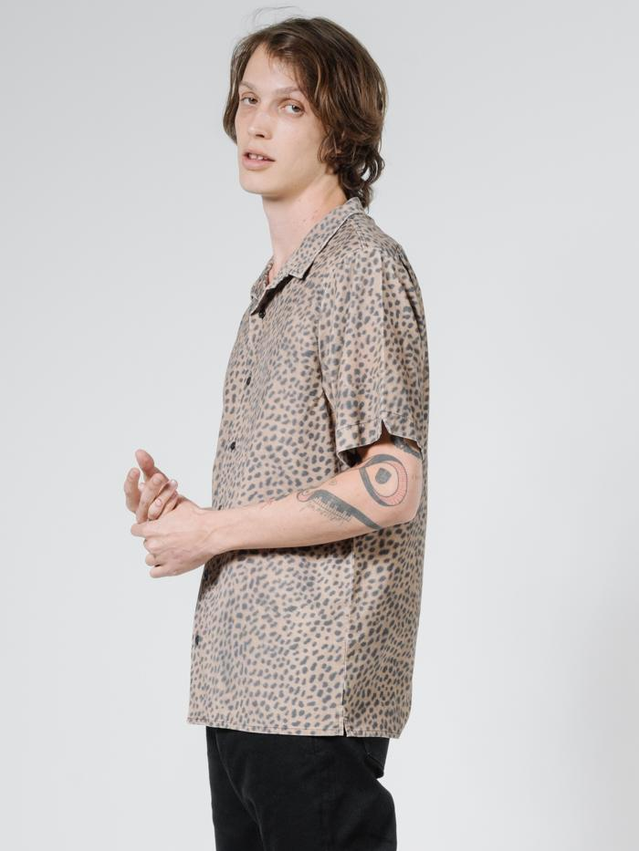 Primitive Bowling Shirt - Bronze