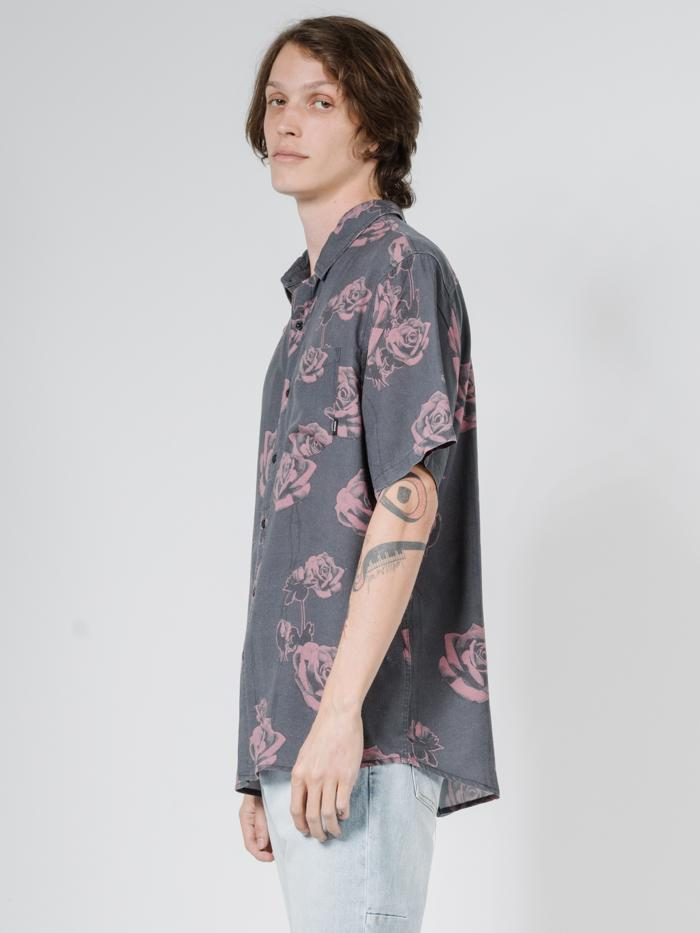 Tribute Short Sleeve Shirt - Black
