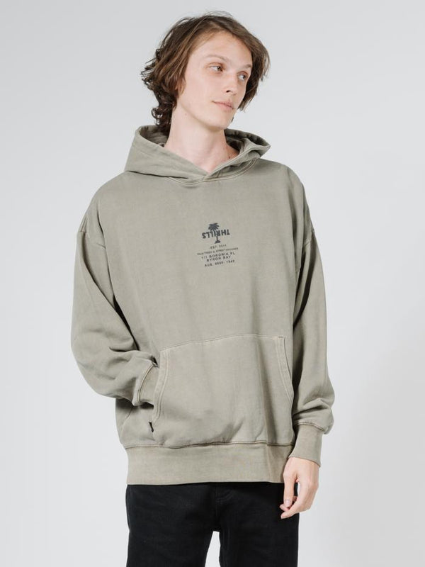 Tactics Slouch Pull On Hood - Desert