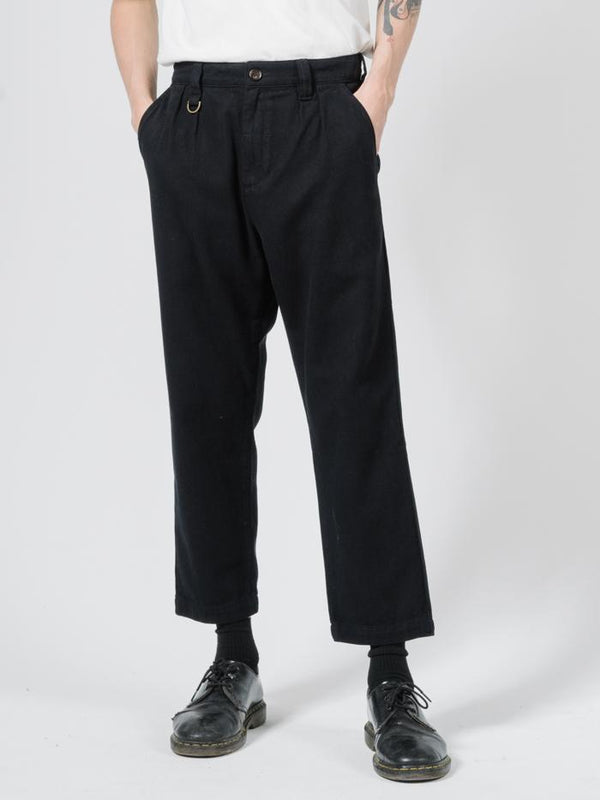 Workshop Pant - Washed Black