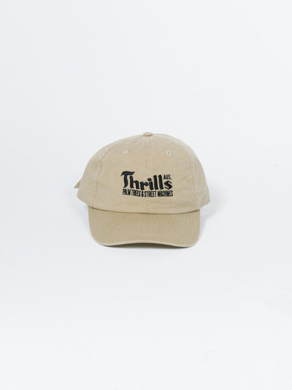 Wellness Cap - Faded Gold