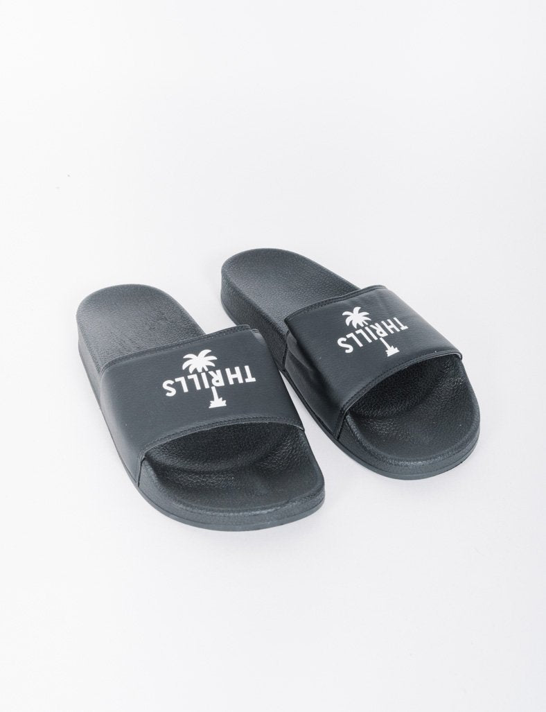 Thrills Palm Slides - Black - Unisex