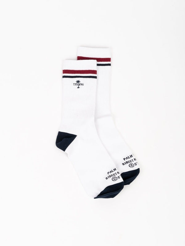 Spirit Sock - White