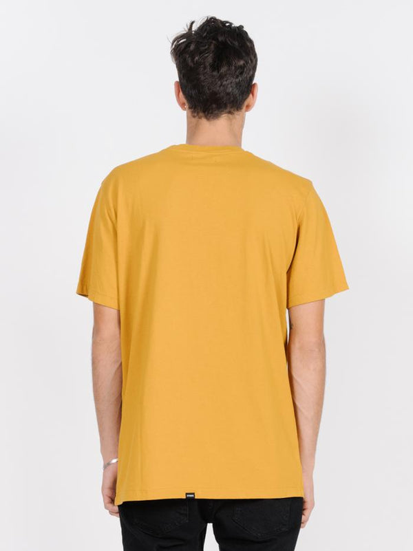 Minimal Thrills Merch Fit Tee - Sunlight Yellow