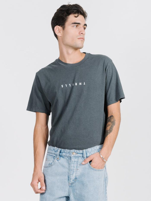 Minimal Thrills Merch Fit Tee - Merch Black